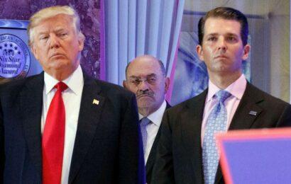 Trump CFO faces second criminal inquiry: Sources