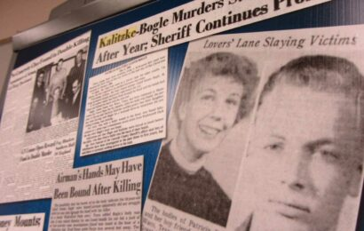 65-year-old cold case of two murdered teens solved using forensic genealogy