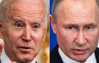 Biden preps for 1st foreign trip as president, summit with Putin