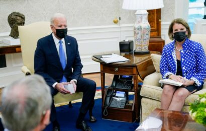 Biden's complicated relationship with bipartisanship continues: The Note