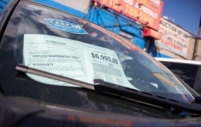 Chip shortage slams auto industry