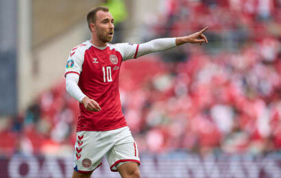 Christian Eriksen: Denmark midfielder to be fitted with heart-starting device following cardiac arrest