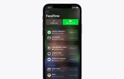 FaceTime. IDs. Do Not Disturb. See Apple's latest updates
