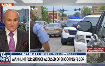 Former NYPD commissioner: Police retiring across America as officers fear being 'proactive' against crime