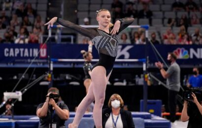 Jade Carey to accept individual spot on US Olympic gymnastics team for Tokyo