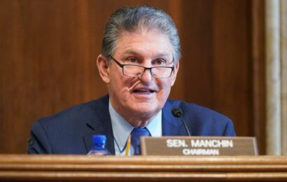 Joe Manchin will oppose For the People Act, putting Senate's voting rights bill in peril