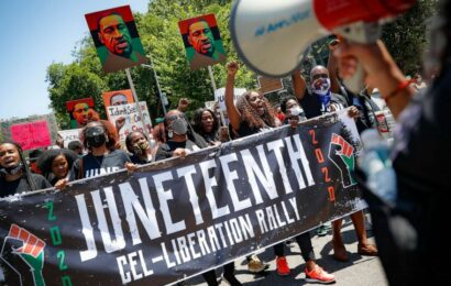 Juneteenth is now a national holiday. What's next?