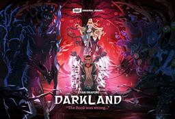 Media Vet Evan Shapiro Creates 'Darkland' Comic Series On Macroverse NFT Platform