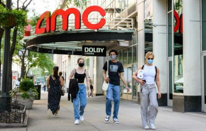 Mudrick Capital bought 8.5 million shares of AMC, then reportedly sold them off for a profit