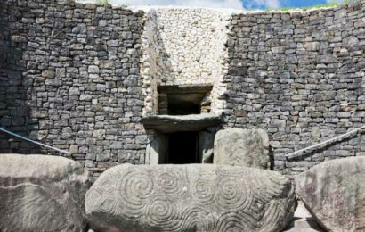 Mysterious Irish 'mega tomb' older than the PYRAMIDS and Stonehenge baffles scientists