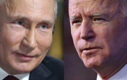 President Biden set for Geneva showdown with Vladimir Putin after European tour of allies