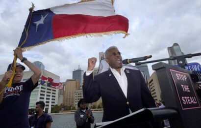 Texas GOP's Allen West resigns after combative run as chair