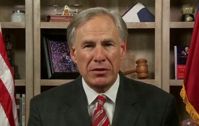 Texas Gov. Abbott to visit border with Trump as he becomes biggest thorn in Biden's side
