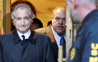 The hunt for missing billions goes on after Bernie Madoff's death