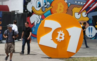 There's a push to bring bitcoin to 401(k) plans. Why it could take awhile before you see these investments in yours