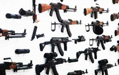 This State Had Over 5 Million Gun Sales This Year