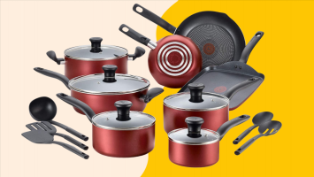 This T-Fal cookware set has been majorly reduced for Amazon Prime Day 2021