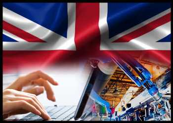 UK Private Sector Logs Strong Growth In June