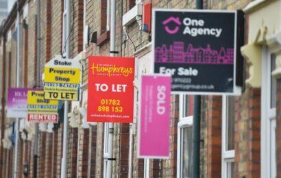 UK's biggest property sales boom in 10 years
