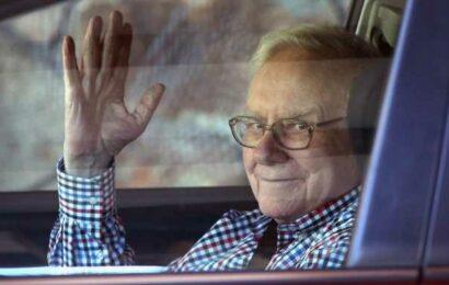 Warren Buffett's Taxing Day