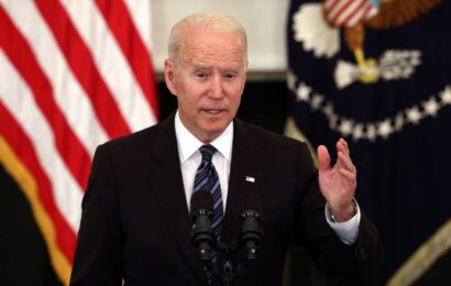 'We have a deal': Biden reaches infrastructure compromise with bipartisan group of senators