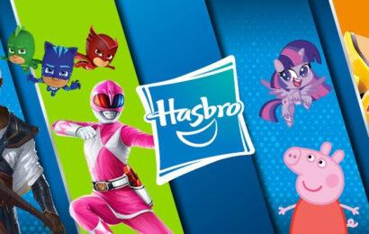'Peppa Pig' Parent Hasbro Sees Film & TV Rebound, Beats Wall Street Q2 Forecasts