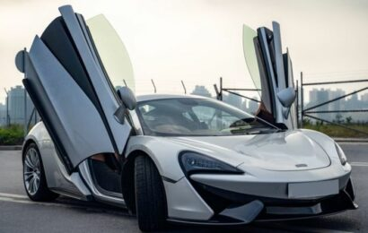 Best industries to work in if you want to afford a supercar