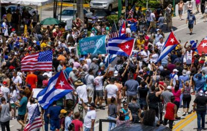 Biden Says U.S. Stands with Cuban People, Does Not Lift U.S. Sanctions Hurting Cuban People