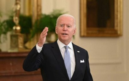 Biden confronts problem of COVID-19 'straight talk' falling on deaf ears: The Note
