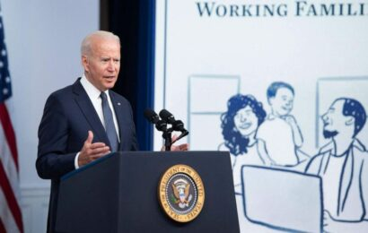 Biden's big bets on government grow: The Note