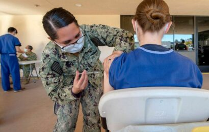 Biden's vaccine requirement could 'very well' require troops to get the shot