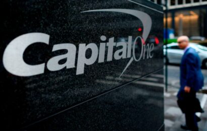 Capital One hack exposes 100 million customers