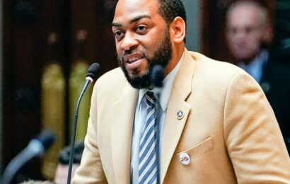 Charles Booker launches another Senate bid in Kentucky