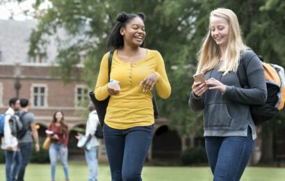Consider these tax moves before paying for college
