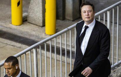 Elon Musk snipes at Apple twice on Tesla earnings call