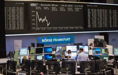 European markets set to edge higher amid cautious start to the second half