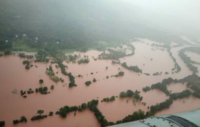 Heavy rain in India triggers floods and landslides; at least 125 dead