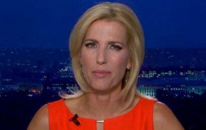 Ingraham slams Biden's Philadelphia voter rights speech: 'As usual, liberals are at war with the facts'