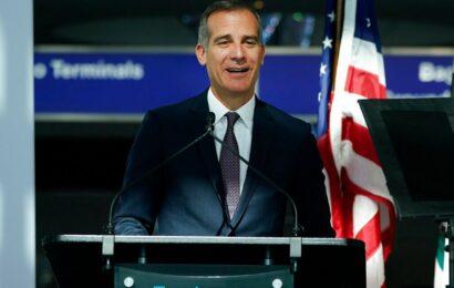 Joe Biden Taps Los Angeles Mayor Eric Garcetti To Serve As Ambassador To India