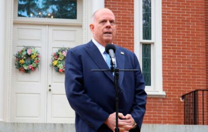 Judge blocks Maryland governor from ending federal unemployment benefits early