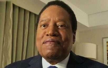 Larry Elder tells 'Fox & Friends' why he's running for CA governor: 'Smug' Gavin Newsom has to be recalled