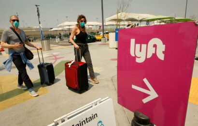 Lyft co-founder: Higher corporate tax to fund infrastructure 'makes sense'