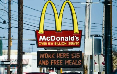 McDonald's owners offer child care, tuition to draw workers amid shortage