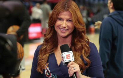 NBA reporter Rachel Nichols back on ESPN air after one-day rest following Maria Taylor race furor