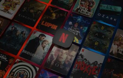 Netflix is about to launch GAMING to rival PS5 and Xbox with no console