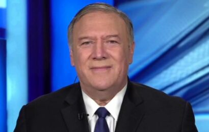 Pompeo says Republican Party can reclaim America with focus on faith