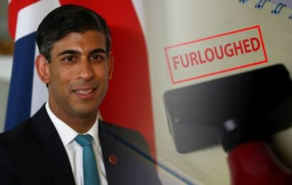 Rishi Sunak welcomes 'lowest levels' of furlough as rules change next week – get ready