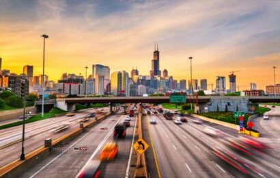 The Worst City To Drive In Every State