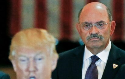 Trump Organization's long-serving CFO, Allen Weisselberg, surrenders to authorities to face charges