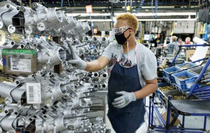 U.S. GDP increased at 6.5% pace in the second quarter, well below expectations